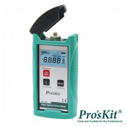 Medidor de Potência de Cabos de Fibra Óptica - Pro'sKit
