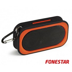 Coluna Portatil Bluetooth Interminável IP67 - Fonestar