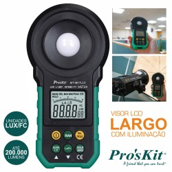 Luximetro Digital - PROSKIT