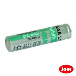 Bateria NI-MH AAA 1.2V 600MA - JOIN