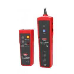 Testador Continuidade Cabos Telefone/Rede UTP - UNI-T