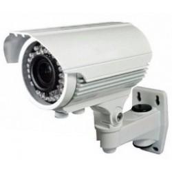 Câmara de Vigilância Híbrida AHD, HD-CVI, HD-TVI, CVBS 1/2.7'' 1080p 2.8..12mm