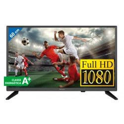 "TV LED 24"" 100IQR-2HD USB - STRONG SRT24HZ4003N"