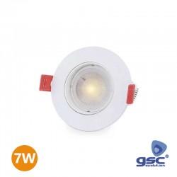 Projector Foco Gu10 Preto C/ Lampada - GSC