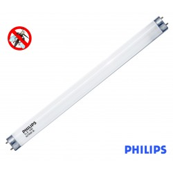 Lâmpada Fluorescente UV Anti-Insectos T8 15w