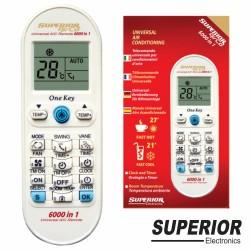 Telecomando p/ Ar Condicionado - Superior
