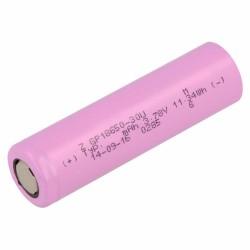 Bateria 3.7v - 2900mA Ion-Litio 18650 Recarregável
