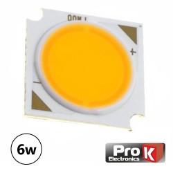 Led Array Alto Brilho (13.5 x 13.5mm) 6w Branco Frio - Prok