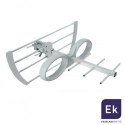 Antena Uhf 21/69 12db (470-790Mhz LTE 45cm - EK