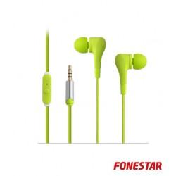 Auscultadores X2 Verde - Fonestar