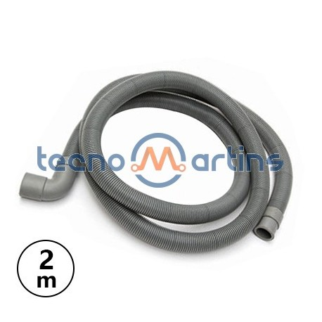 Tubo Esgoto 2mts Dt/Cv 19-24mm Univ.
