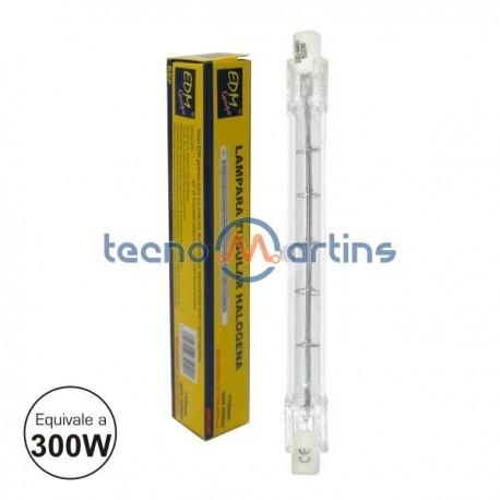 Lâmpada Halogéneo R7S 118mm 230w-300w/230V 5000lm