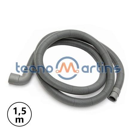 Tubo Esgoto 1,5mts Dt/Cv 19-24mm Univ.