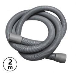 Tubo Esgoto 2,0mts D/Dt 21-29mm Universal