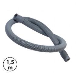 Tubo Esgoto 1,5mts Dt/Dt 19-24mm Univ.