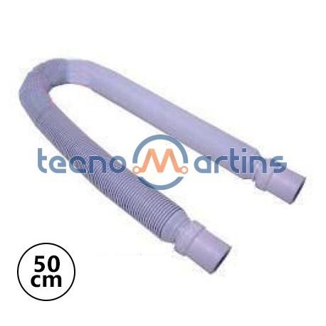 Tubo Esgoto (50cm ... 2mt) Extensivel Universal