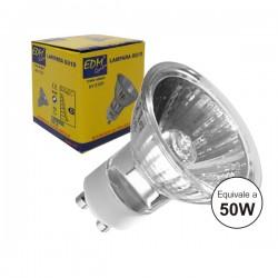Lampada Halog Gu10 220v 40w 50mm