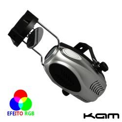 Efeito De Luz Robot LedS Rgb Kam