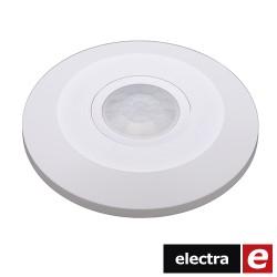 Sensor Movimento Infrav. 220VAC 360º IP40 - Electra E14