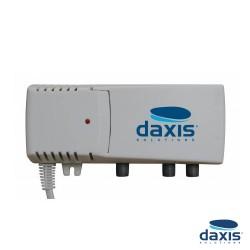 Amplificador de Antena c/ Ajuste E 4 Saídas 20Db