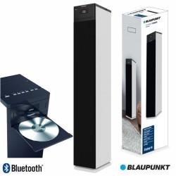 "Coluna Centro Amplificada USB/BT/CD 5.25"" 2x15W+30W Comando"
