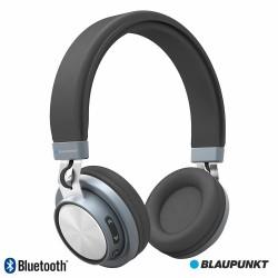 Auscultadores BLUETOOTH s/ Fios AUX BAT MIC - Blaupunkt