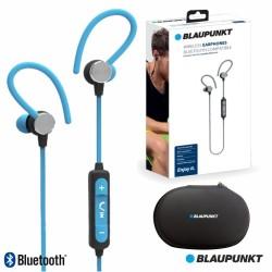 Auscultadores BLUETOOTH s/ Fios Stereo BAT Azul - Blaupunkt