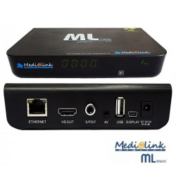 Receptor IPTV Set Top Box - MEDIALINK ML7000