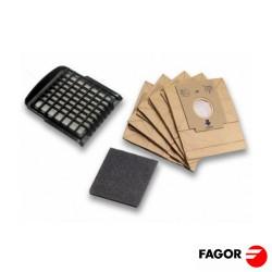 Sacos Aspirador (Pack5+1F) - FAGOR RA-324