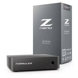 Receptor IPTV Android HEVC/H.265 4Gb, Wifi - Z NANO - FORMULER