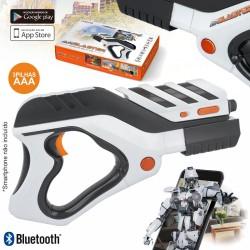Pistola De Realidade Aumentada p/ SMARTPHONE BT Pilhas