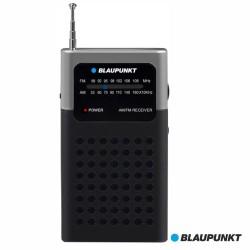 """Rádio Portátil AM/FM De Bolso Coluna 1.5"""" a Pilhas - Blaupunkt"""