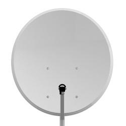 Antena Parabólica 90x100cm Aluminio