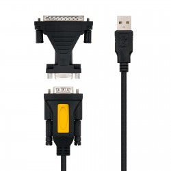 Cabo Usb / Conversor / Rs232 1.8mt - Nanocable