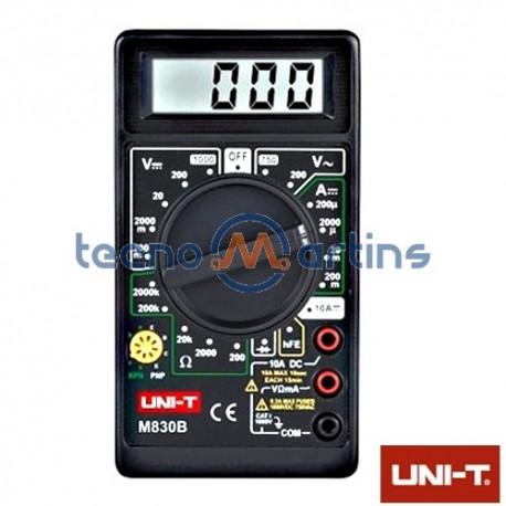 Multimetro Digital Uni-T M830B