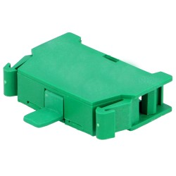 Comutador para Bloco de Contactos NO 3A 230VAC – Verde