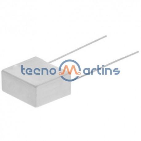 Condensador supressor de Polipropileno X2 47nF/0.047uF 275VAC RM15mm