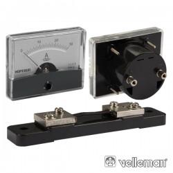 Amperímetro de Painel 30A Dc