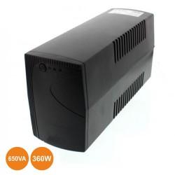 UPS 650VA 360w 230v - WELL