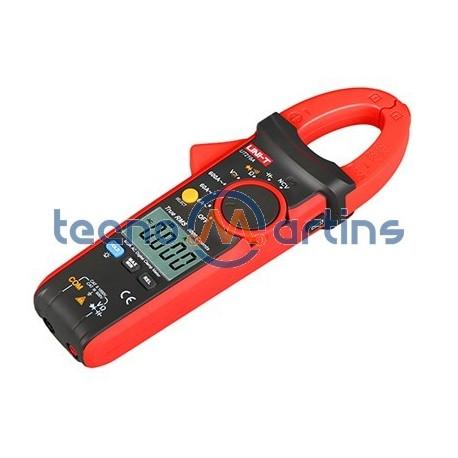 Pinça Amperimétrica Digital AC 600A - Uni-T UT216A