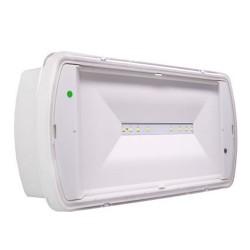 Armadura de Emergência de LEDs 60lm IP42 Safelite - Eaton
