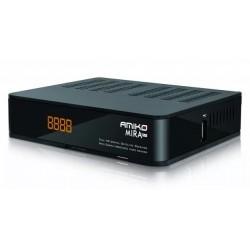 Receptor Satélite Full HD - Amiko Mira Wi-Fi