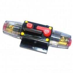 Fusível Disjuntor de automóvel 12-48VDC - 30A
