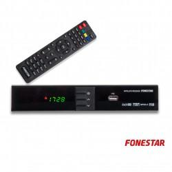 Receptor Satélite Full HD - Fonestar RDS-522HD