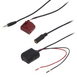 Adaptador para Autorádio Bluetooth P/ Audi, Seat, Škoda, VW