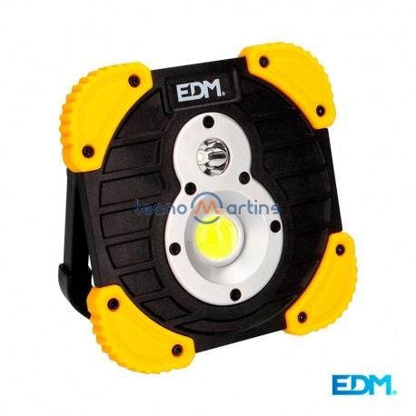 Lanterna Recarregável 700Lm - EDM