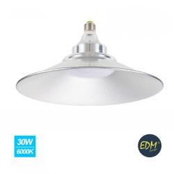 Lâmpada de Suspenção LED E27 230V 30W 6000k 2400Lm - Edm