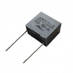 Condensador Poliester 0.47uf / 160v-275v Ac