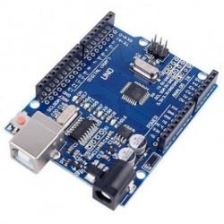 Placa de Desenvolvimento Compatível com Arduino UNO R3 Versão ECO