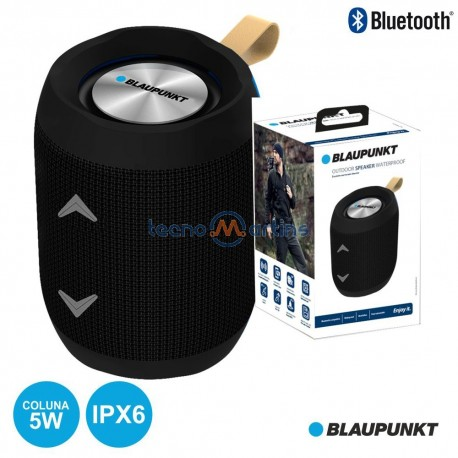 Bluetooth Portátil IPX6 - Blaupunkt